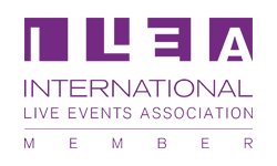 International Live Events Association (ILEA) Logo